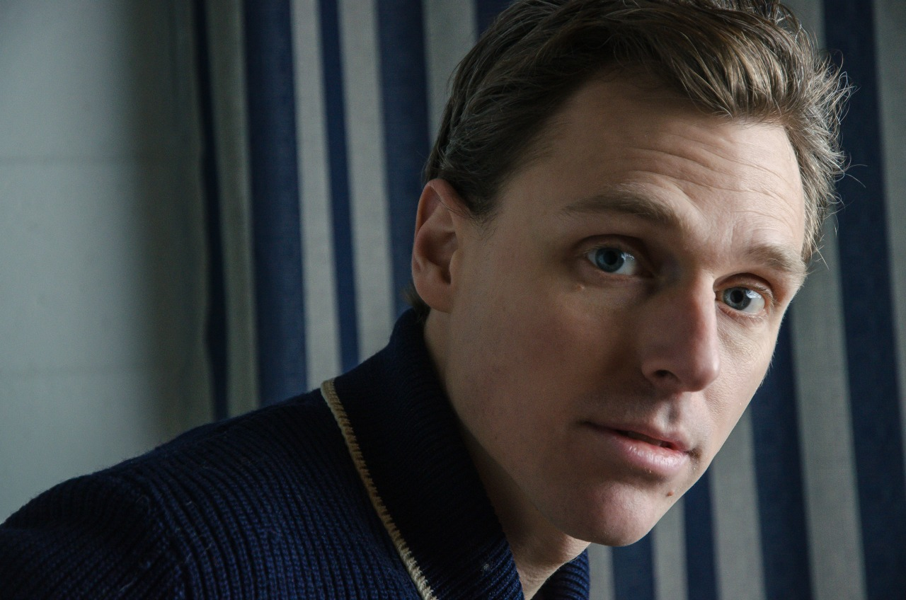Joel Plaskett. Photo: Ingram Barss