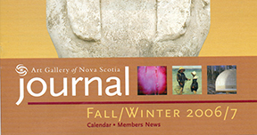 Journal Fall/Winter 2006-07 Cover