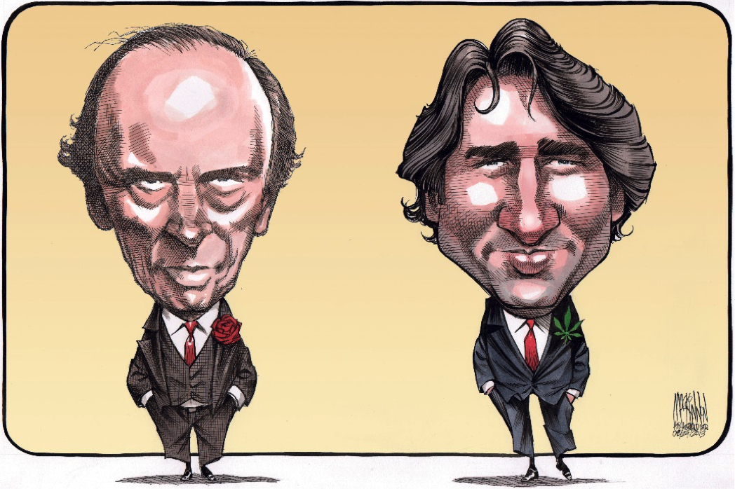 Prime Suspects: Canada's Prime Ministers In Caricature By