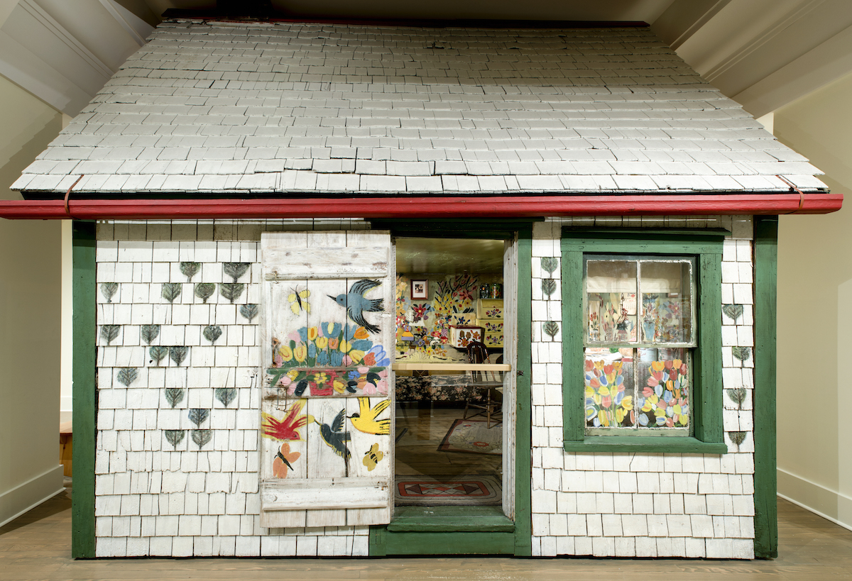 Maud lewis gallery art gallery of nova scotia for House images gallery