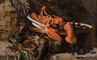 Jones Bannerman, Frances M, Still Life with Lobster